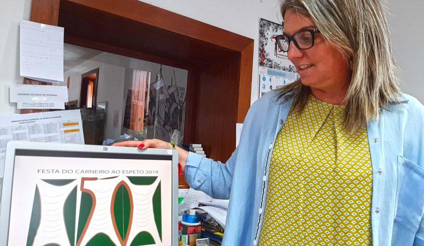Moraña, 7 de xuño de 2019 Moraña comeza a promoción da 50ª Festa do Carneiro ao Espeto en Festur no marco da Semana Verde de Galicia
